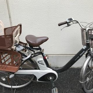 商談中 Panasonic 電動アシスト自転車 ENNX635