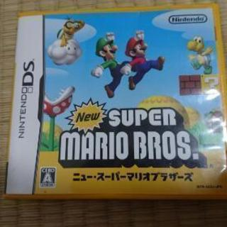 🌕 DS ソフト、New スーパーマリオ・ブラザーズ