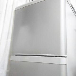 東芝2ドア冷蔵庫です