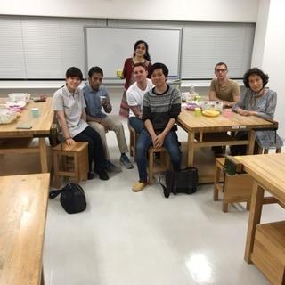 渋谷で英語/日本語 楽しく話ましょう