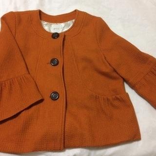 美品! グローブ オレンジコート ...