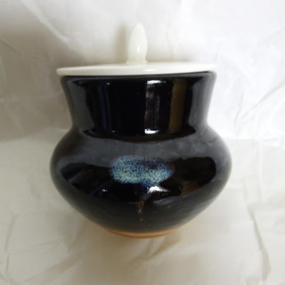 茶道具ー茶入れ 京焼