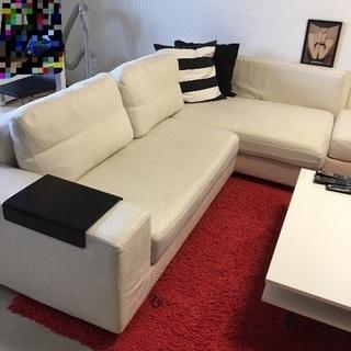 日本フラクのソファー