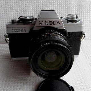 高級Minolta XG-M 広角...