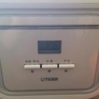 TIGER 3合炊き 炊飯器 tacook JAJ-A550 20...