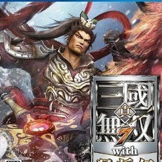 ¥3500-  真・三國無双7 with 猛将伝 PS4 買わせて...