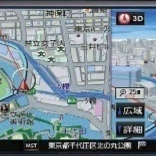 完売。サンヨーメモリーナビ2DIN DVD.CD.TV.SD再生 完動品