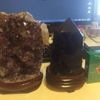 アメジストの原石