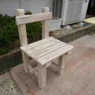 ★☆ 木製 スツール シャビーシック チェアーイス 椅子 ☆★