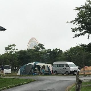 家族でキャンプ^ ^