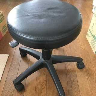 丸デスク椅子