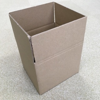 梱包資材(ダンボール:21×20×17)安価でお譲りします