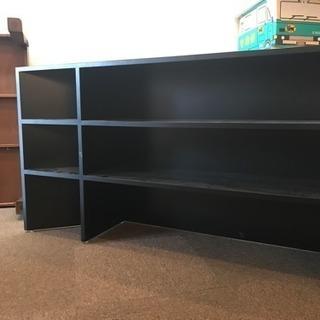 整理棚、本棚、オフィス用の棚 幅141.5cm x 奥行き35cm...
