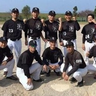 一緒に野球やりましょう!メンバー大募集!