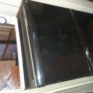 電子レンジ & 冷蔵庫 セット7000円(単品でのお譲り可)