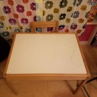 IKEA子供用テーブル&イスセット