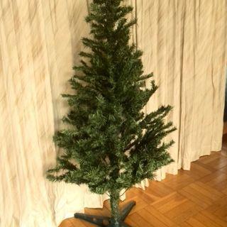 クリスマスツリー(150cm オーナメントなし)