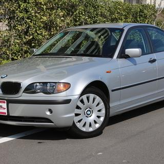 BMW318i ステップトロニック 社外ナビ ディーラー記録簿多数