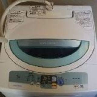 〔ご商談中〕洗濯機 5キロ 2009年製