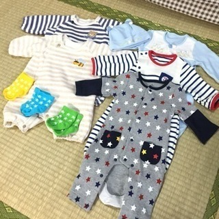 値下げ→50~60♡プレオール5枚SET&靴下3枚♡