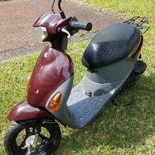 自賠責保険付き 原付スクーター50cc