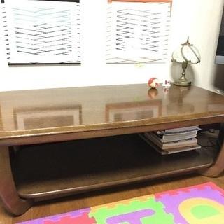 カリモク家具 テーブル
