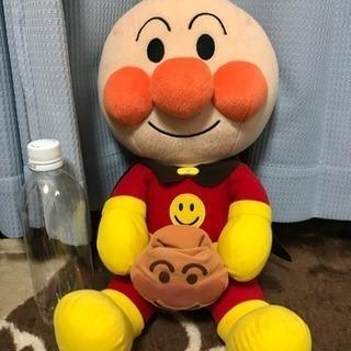 【美品!】アンパンマンのぬいぐるみ