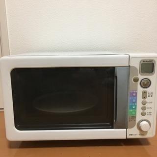 シャープ オーブンレンジ RE-S160-W(2004年製)