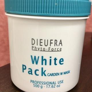 【業務用】DIEUFRA ホワイトニングパック