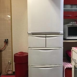 ☆自動製氷機能付き大容量404L冷蔵庫