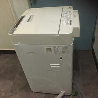洗濯機 現役中