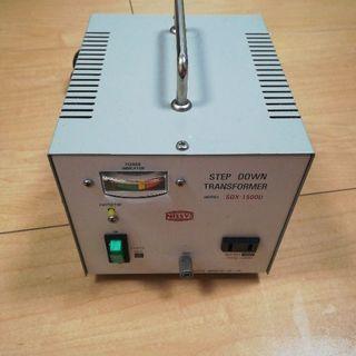 変圧器SDX 1500U
