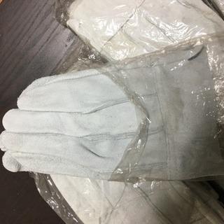 革手袋 10組