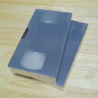 新品未開封!VHSビデオテープ2本