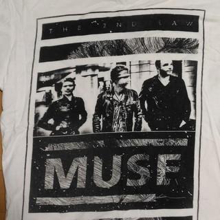 【限定】MUSE /ミューズ 2013 Tシャツ