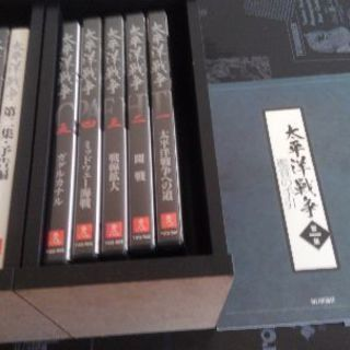 太平洋戦争の実写DVD 解説書付き