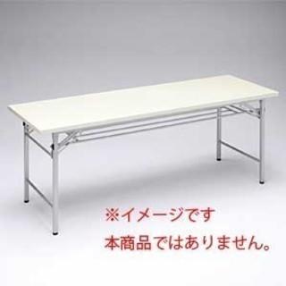 会議テーブル 奥行きワイドタイプ(幅180cm×奥行き60cm×高...