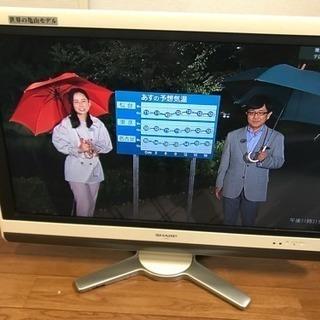 SHARP AQUOS 液晶テレビ32型 シャープ アクオス