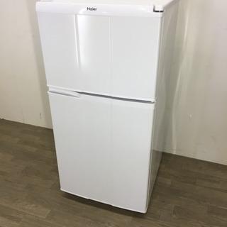 061455 ☆2ドア冷蔵庫 ハイアール 98L☆