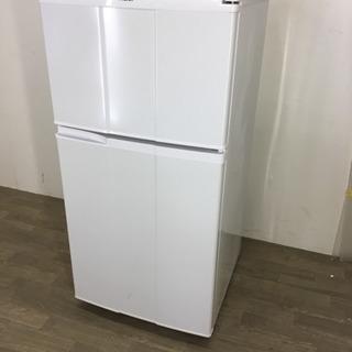 071104 ☆2ドア冷蔵庫 ハイアール ホワイト 98L☆