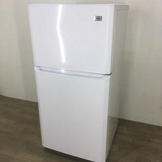 101801 ☆2ドア冷蔵庫 ハイアール ホワイト 2013年 美品☆