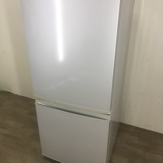 101802 【訳あり特価】☆2ドア冷蔵庫 SHARP 137L☆