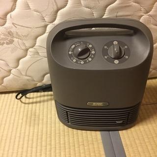 【Panasonic】ワンコインファンヒーター