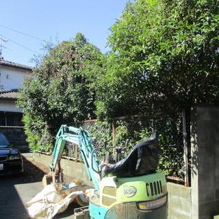 福岡便利屋お庭の整地等