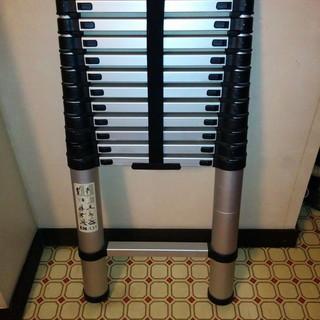L2279 伸縮ラクラクはしご 380cm(中古品)