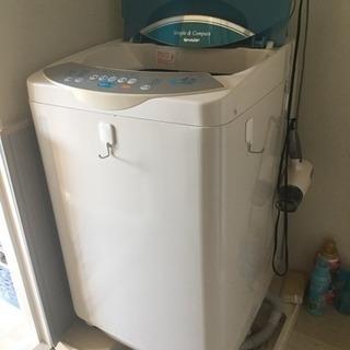 洗濯機、冷蔵庫、電子レンジを差し上げます