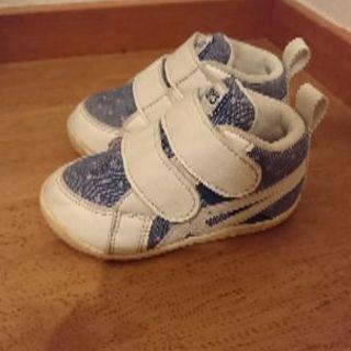 13センチ asics 男の子靴