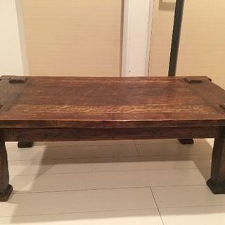 古木風  テーブル