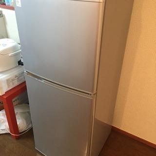 冷蔵庫 半年使用 美品中古 SANYO【21日土曜朝まで引取り限定価格】