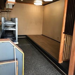 【初期費用0円】東区寺山1丁目バス通り沿い飲食店舗の募集です!